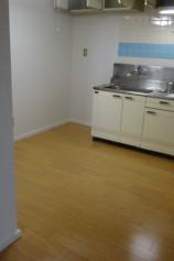 202号室 DK(キッチン)